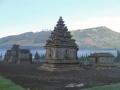 Dieng Plateau - Arjuna Temples