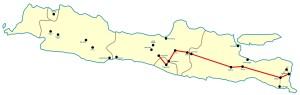 Fascinating eastern Java