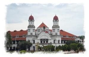 Gedung Lawang Sewu Semarang